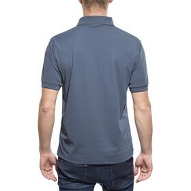 Fjällräven Crowley Piqué Shirt Men uncle blue